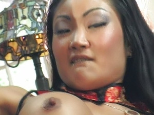 My first Asian experience with Lucy Lee