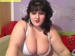 bbw dancing webcam big tits big ass free