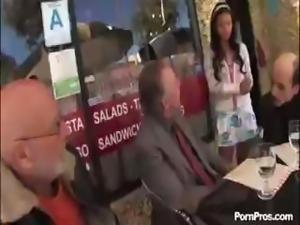 Lana Violet Fucks Old Men