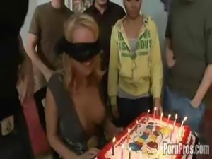 Codi Carmichael - Birthday Cum Surprise