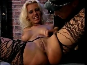 German Pantyhose Video