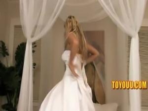 Hot Bride Brooke Belle Is Ready ... free
