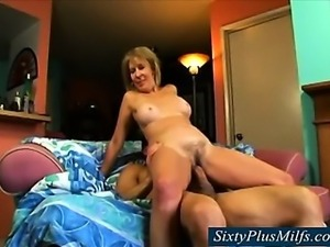 Sixty year old hairy tasty pussy cumming hard