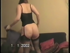 Hubby lets friend fuck wife's big ass
