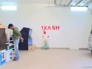 Pissing In Action-12