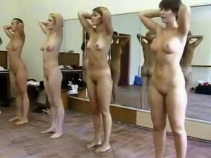 Russian girls dream about thin  ... free