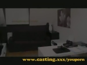 Real difficult porn casting of  ... free