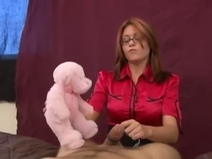Step Mom Bedtime Story Handjob