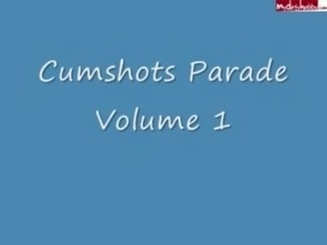12 mal CUMSHOTS