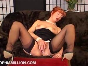 Sophia Million - Masturbation