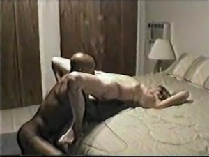 Husband watching his wife fucking another man