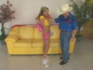 Courtney Simpson anal
