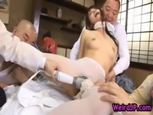 Hot nurse mika osawa fucking a  ... free