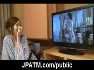 Sex in Public - Japanese Young  ... free