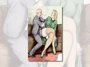 Old Erotic Art  4