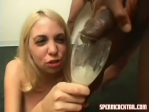 Britney Madison - Cum in the Gl ... free