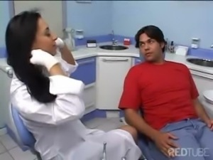 Enfermeira gostosa trepando no  ... free