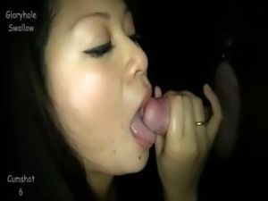 Gloryhole Swallow Kim