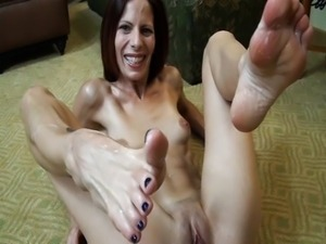Bare.Naked.Footjob