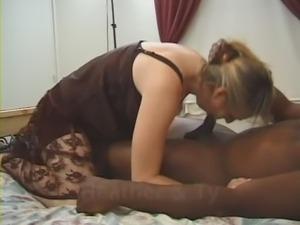 Mature White Wife Interracial