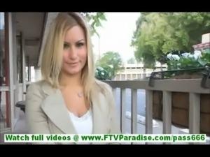 Sierra incredibly sexy blonde f ... free