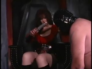 Mistress and her Slaves