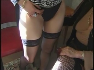oh lala french hairy pussy and ass