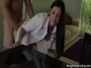 India Summer is a sexy swinger that gets pounded by her husbands friend free