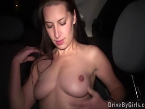 Hot public gangbang with anonymous men Part 1