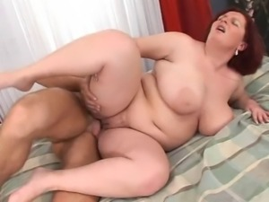 Mature Big Fat Cream Pie 1