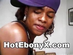Sexy Hot Ebony Fucked Hardcore