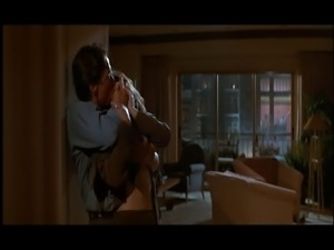 Jeanne Tripplehorn celebrity rough stocking rip creampie