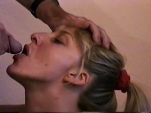 Piss; Amateur carrie swallowing tons of piss in this amateur video