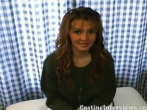 22 YO Tiffany Sikes Is Cast For Audition