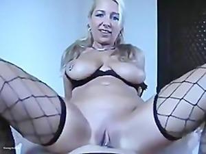 Mature German Wife