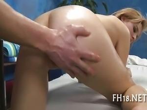 Teen girl shows her love