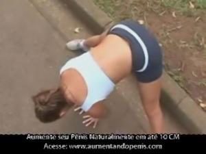 Brazilian Blonde fucks like a Pro free