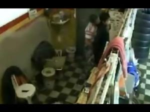Security Cam [Hidden cam scandal]