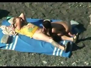 theSandfly Fantastic Beach Pussy Play