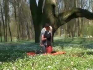 Amateur ex GF blowjob and sex at home outdoor free