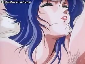 Ebony anime babe is aroused just part4