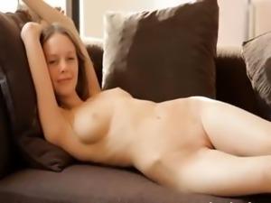 True beauty of her gentle pussy hole