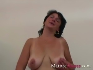 Old horny wife using her adult toy free