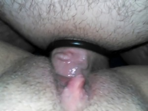 moaning from milking