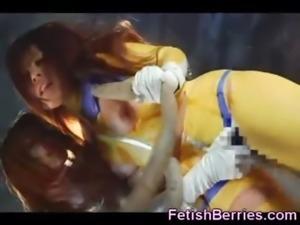 Tentacles Fucking SciFi Girls!
