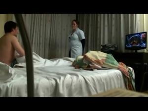 cogiendome a la señora de limpieza del hotel free