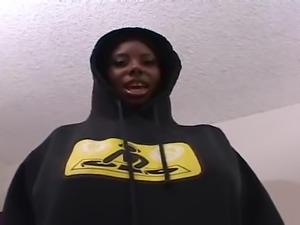 Pimped ebony she got