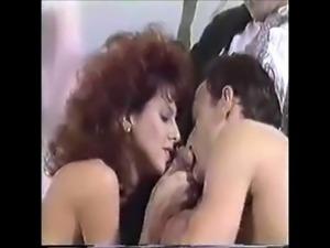 Vintage Bi MMF with Krista Lane 2