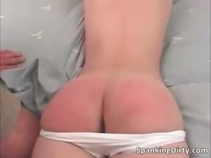 Cute kinky brunette chick getting ass part3
