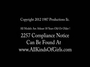 See the full uncut videos at AllKindsOfGirls.com . Check out my profile for...